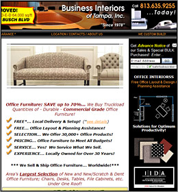Tampa Office Furniture