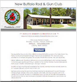 New Buffalo Rod & Gun Club - New Buffalo Michigan