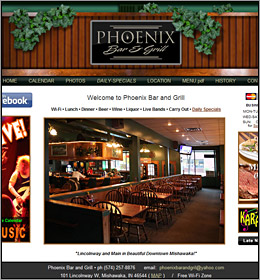 Phoenix Bar and Grill, Mishawaka, IN